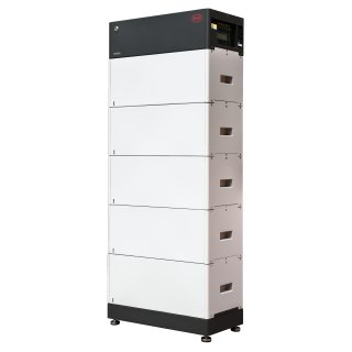 BYD Batterie Box HVS 12,8 KWh High-Voltage Batterie Speicher Solar