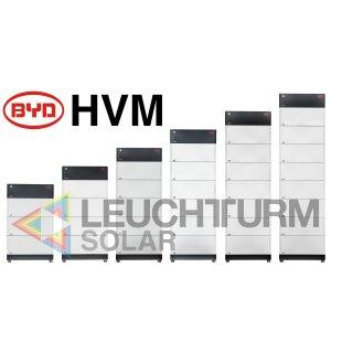 BYD Batterie Box HVM 19,3 KWh High-Voltage Batterie Speicher Solar